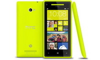 Первый телефон HTC на Windows Phone 8